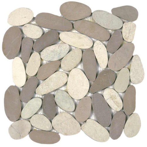 PEBBLE MOSAIC TILE