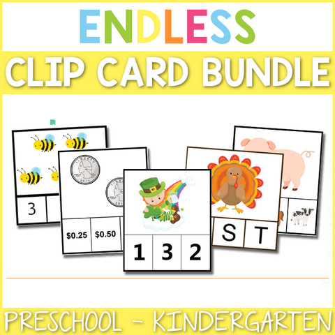 ENDLESS Clip Card Bundle