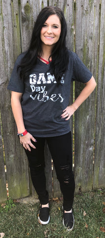 Game day Vibes Tee shirt