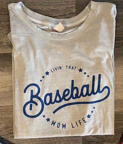Baseball Mom Alternative - Women's Vintage Garment Dyed Distressed T-Shirt