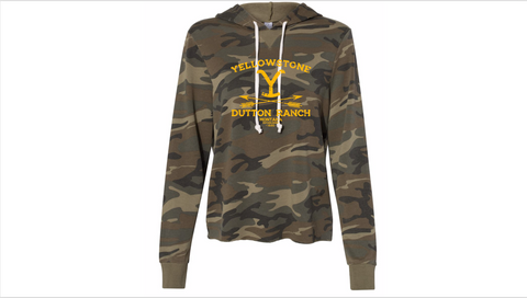 Yellowstone - Hoody