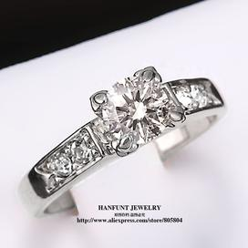Rhinestone fashion ring for women Xmas fashion jewelry