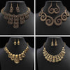 Wedding costume jewelry - Fashion African Gold Silver Color African Jewelry Sets For Women Wedding Costume Jewelry Sets