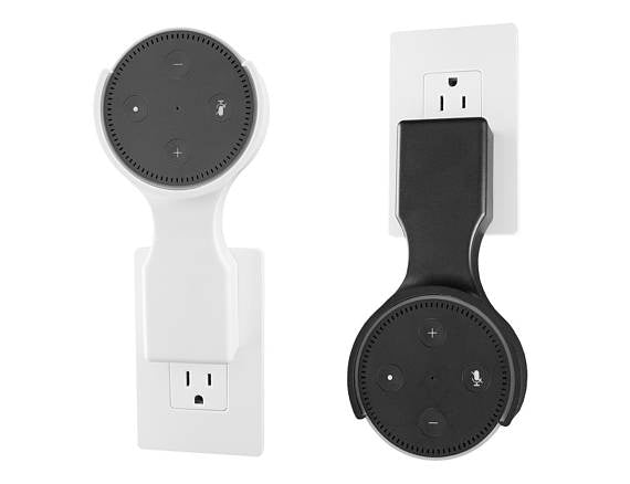 Amazon Dottie - Plug-in Outlet Wall Mount - for Echo Dot