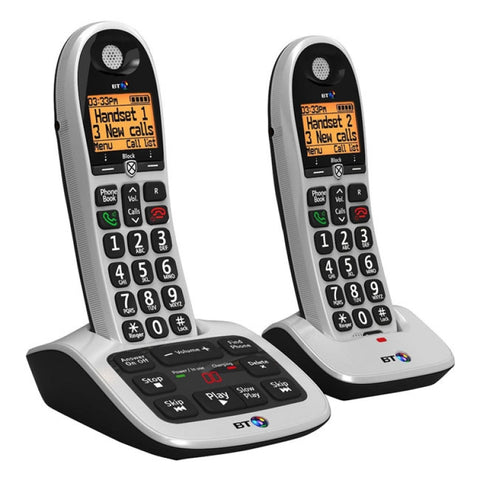 BT4600 Big Button (Twin Handsets)