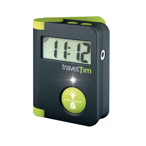 Travel Tim Vibrating Alarm Clock