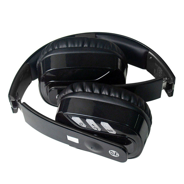 CL7400 Wireless Headphones folded up