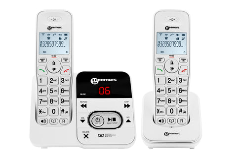 AmpliDect 295-2 (Twin Handsets)