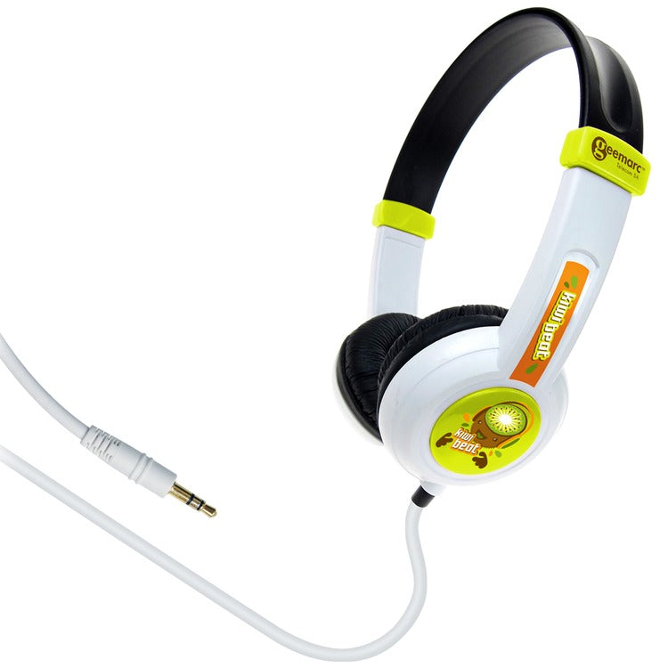 KiwiBeat Music 101 Headphones side view