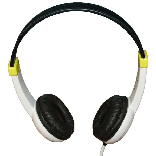 KiwiBeat Music 101 Headphones front view
