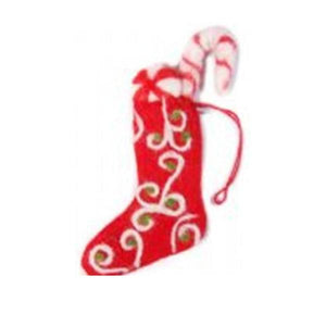 Felt Hanging Christmas Stocking