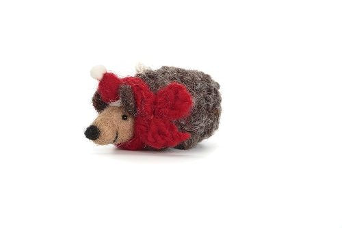 Felt Mini Hedgehog