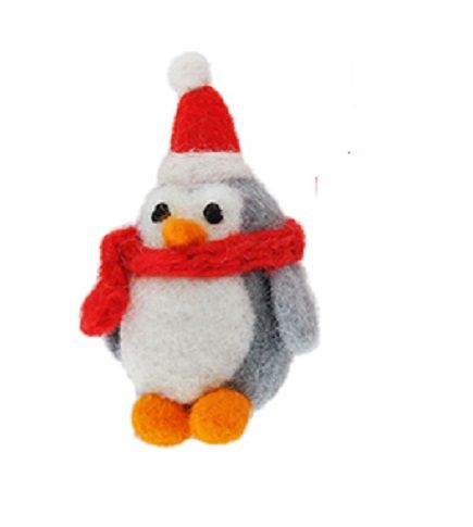 Felt Penguins