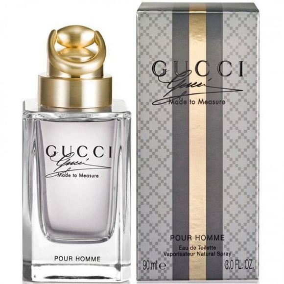 GUCCI Made to Measure Eau de Toilette - 90 ml  (For Men)
