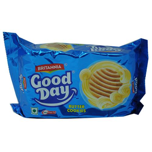 Britannia Good Day Cookies - Butter, 200 g Pouch