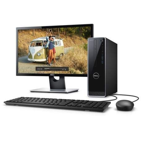 Dell Inspiron 3470 8th Generation Core i5 Desktop / 8GB RAM / 1TB HDD / Windows 10+MS Office / 19.5