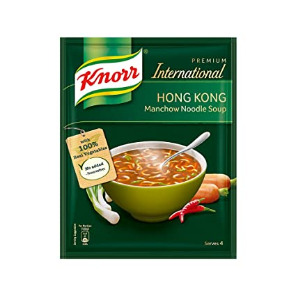 International Hong Kong Manchow Noodle Soup (Knorr)46 Gms