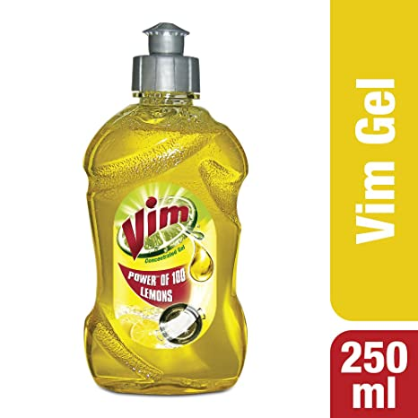 Vim Concentrated Gel Pouch 250ml