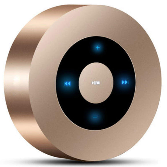 Copy of Copy of Copy of Clavier TOUCHSCREEN LED SENSOR BLUETOOTH SPEAKER GOLD