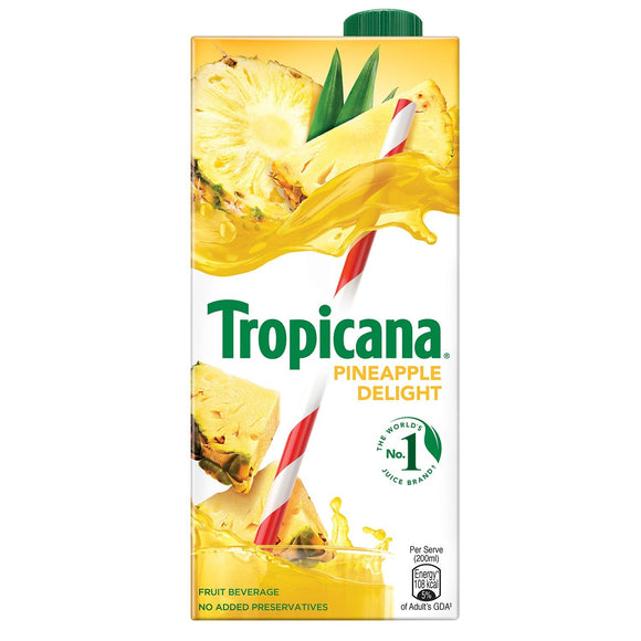 Tropicana Pineapple Delight 1l