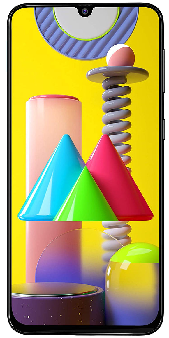 Samsung Galaxy M31 (Ocean Blue, 6GB RAM, 128GB Storage)