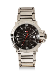 Tommy Hilfiger Analog Grey Dial Men's Watch - NTH1790469J