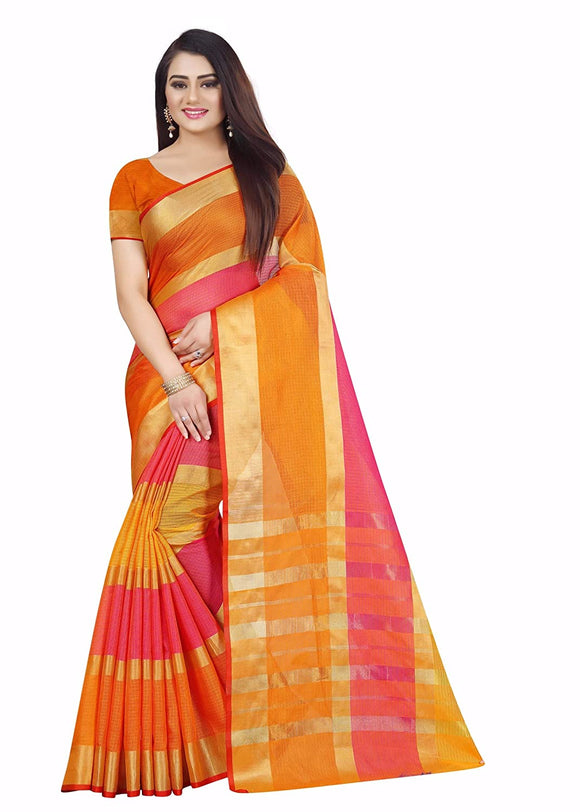 Steam Press Saree