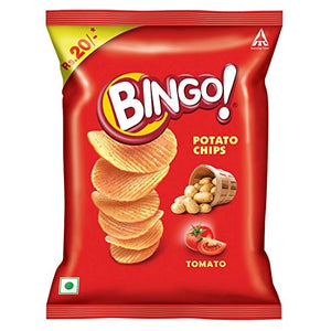 Bingo Tomato Potato Chips 25gm