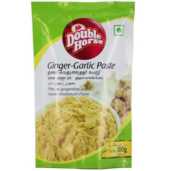 Double Horse Ginger Garlic Paste 100gm