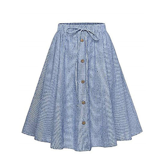 HALF SKIRT (COTTON) (Laundry)