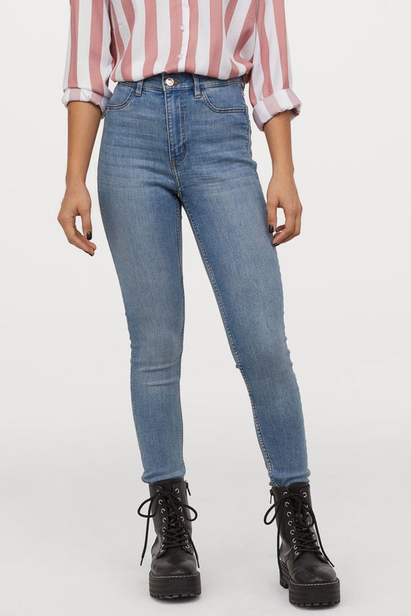 Steam Press Jeans