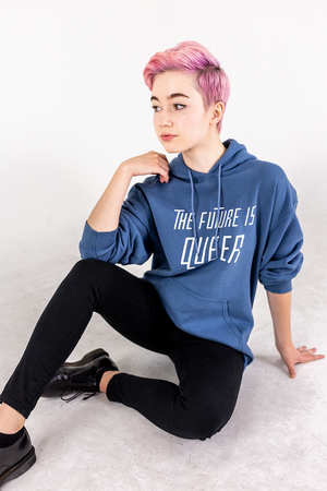 The Future Is Queer Hoodie