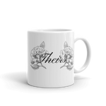 Theirs Pronoun Mug