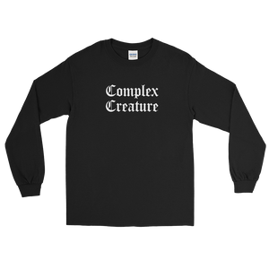 Complex Creature Long Sleeve Tee