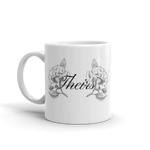 BOGO Theirs Pronoun Mug