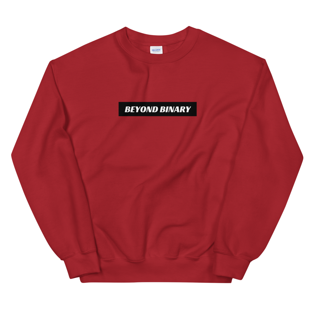 Beyond Binary Sweatshirt