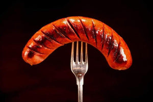 Chapman 3C Cattle Company Beef For Sale Sausage- All Beef Smoked Sausage