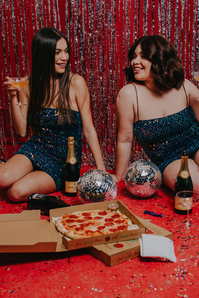 Keep Calm And Party On: The New Year's Eve Lookbook