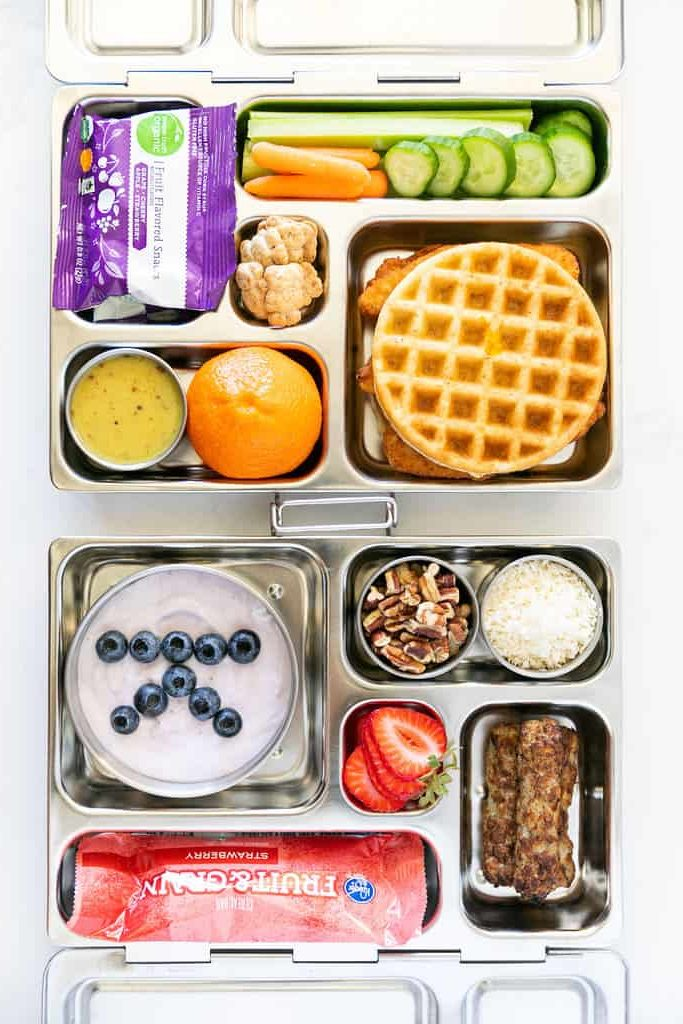 Healthy School Lunch Hacks