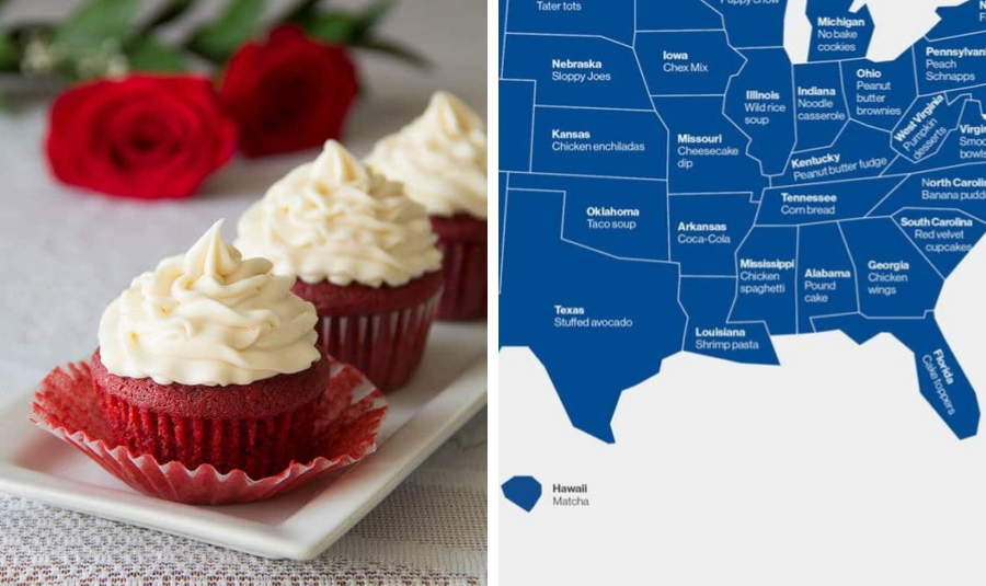 Here is The Most Popular Pinterest Recipe in Your State