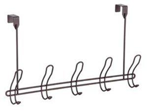 Diamond Home Bronze Over-the-Door Hook