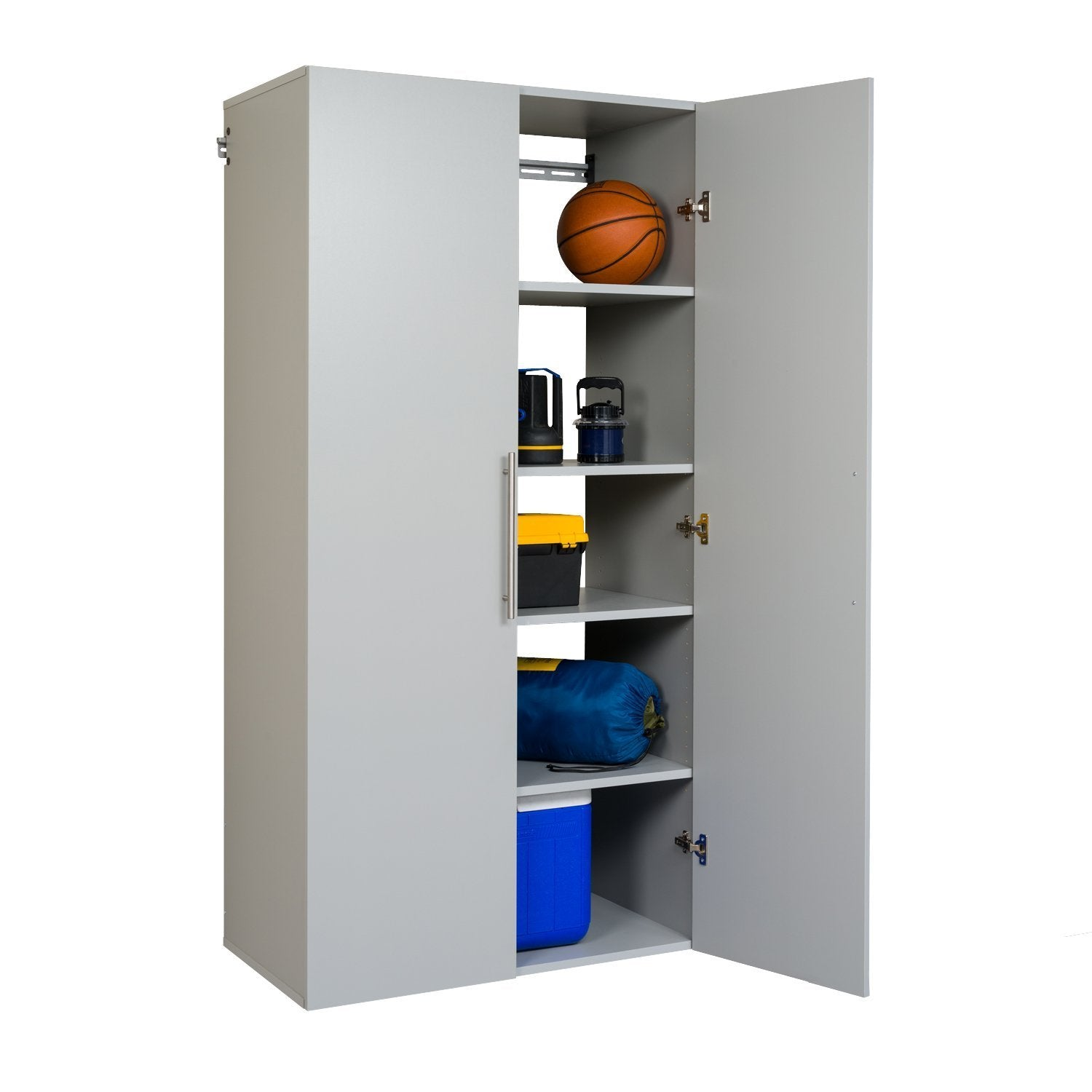 Best prepac gscw 0708 2k hang ups storage cabinet 36 large light gray