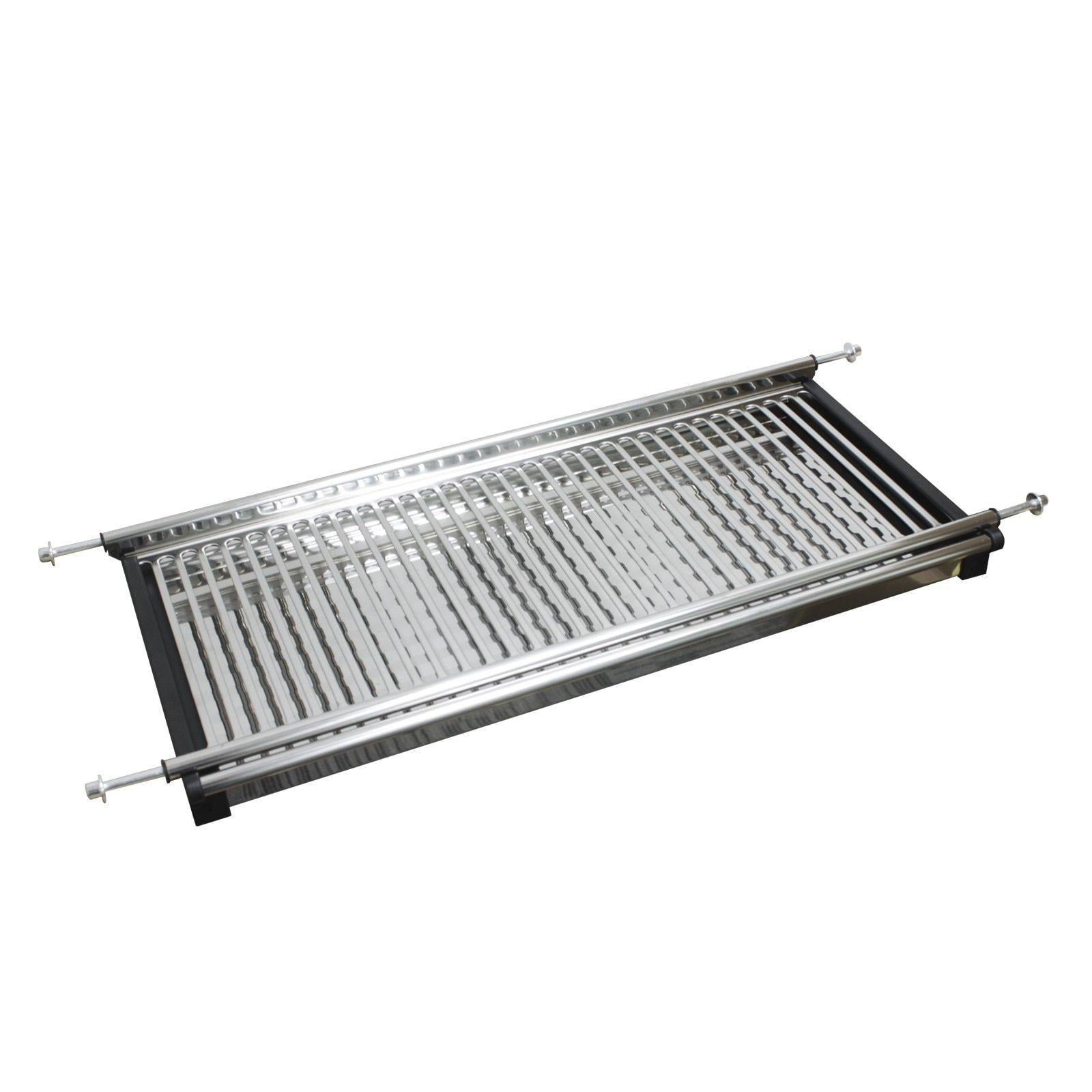 Online shopping probrico stainless steel dish drying rack for the cabinet 900mm