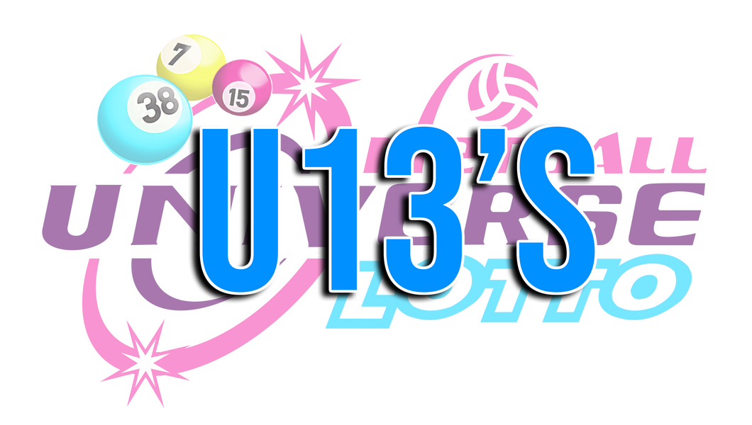 Under 13's Package FOR FREE through the Netball Universe Lotto