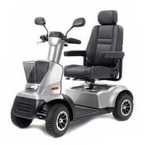 AFIKIM Afiscooter C4 Mobility Scooter - JustMobilityScooters.com