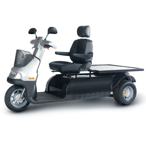AFIKIM Afiscooter M Mobility Scooter - JustMobilityScooters.com