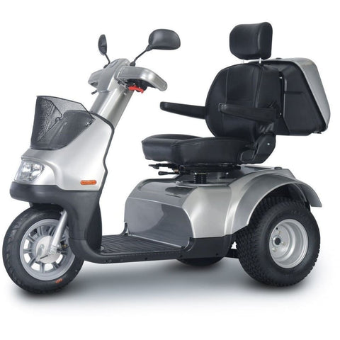 AFIKIM Afiscooter S3 Mobility Scooter - JustMobilityScooters.com