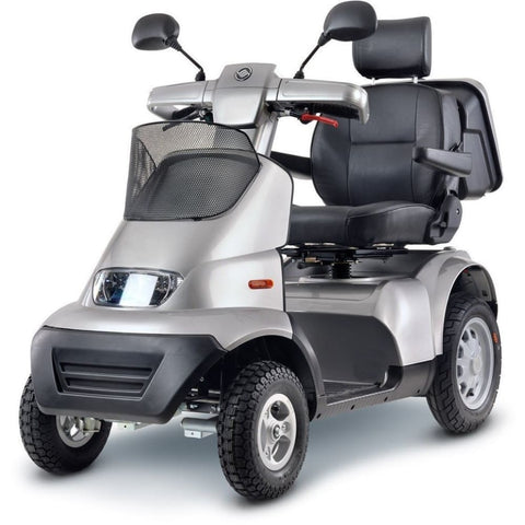 AFIKIM Afiscooter S4 Mobility Scooter - JustMobilityScooters.com