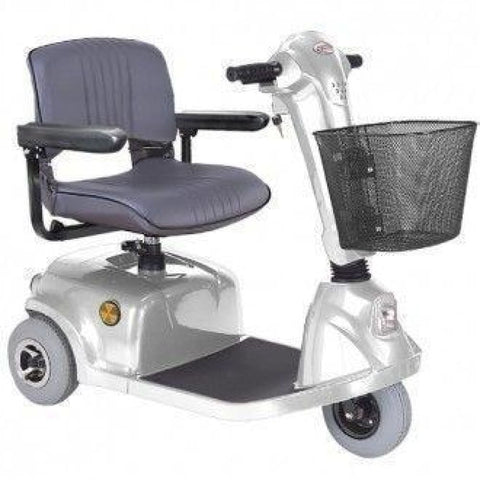 CTM HS-320 3 Wheel Mobility Scooter - JustMobilityScooters.com