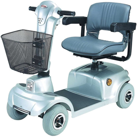 CTM HS-360 4 Wheel Mobility Scooter - JustMobilityScooters.com